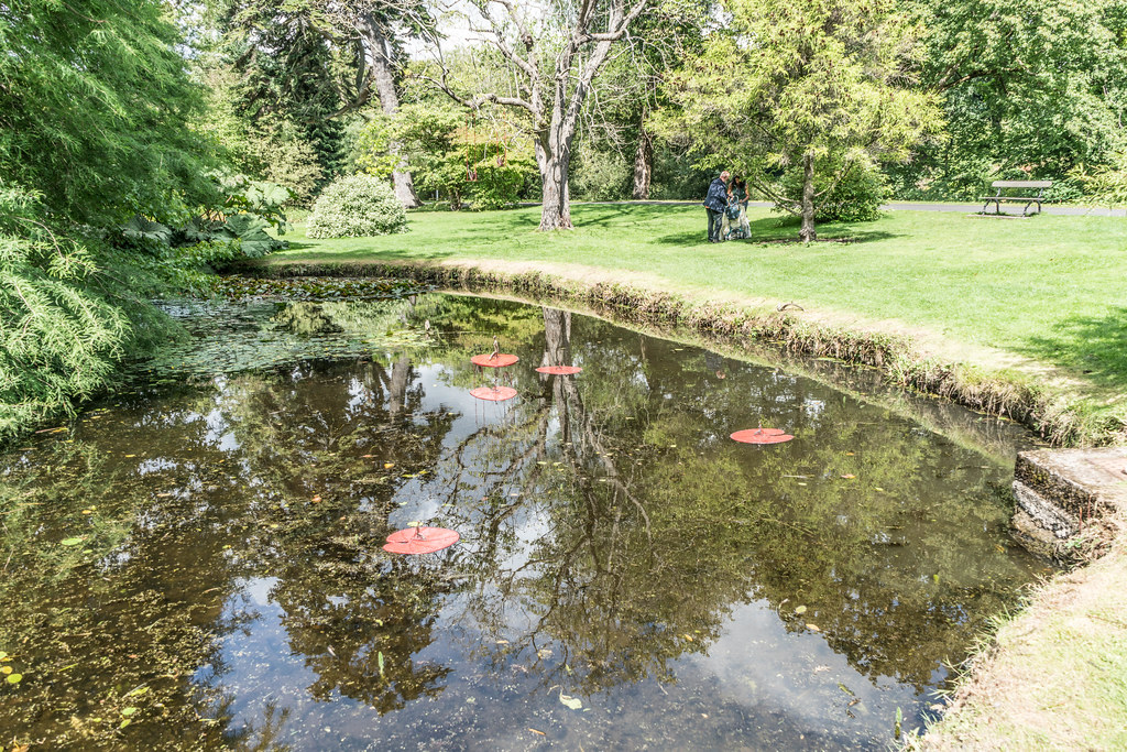 SCULPTURE IN CONTEXT 2015 AT THE NATIONAL BOTANIC GARDENS [UNOFFICIAL PREVIEW] REF-107327