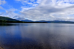 Loch Lomond (OutAndAboutSF) Tags: reflection scotland highlands unitedkingdom shore lochlomond