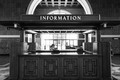 Information desk at Union Station-01348 (DailyQuota) Tags: uncool cool2 cool1 uncool2 uncool3 uncool4 uncool5