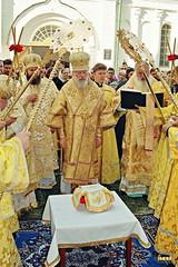 051. Consecration of the Dormition Cathedral. September 8, 2000 / Освящение Успенского собора. 8 сентября 2000 г