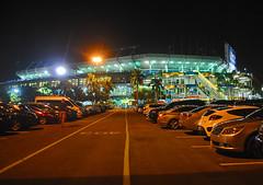 Sun Life Stadium (Infinity & Beyond Photography) Tags: life sun night lights football team shot miami stadium nfl dolphins hurricanes joerobbie