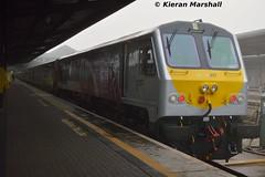 207 at Heuston, 3/11/15 (hurricanemk1c) Tags: dublin irish train gm rail railway trains enterprise railways irishrail 201 207 generalmotors heuston 2015 emd iarnród éireann iarnródéireann