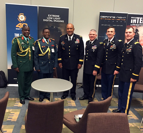 USARAF takes part in Association of the U.S. Army annual meeting
