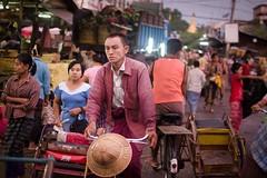 Mandalay, Burma - 2011