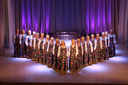 Ансамбль русской песни Виринея (5)