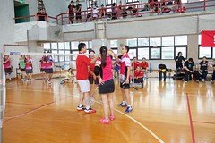 7thMoxaBadmintonIndustrialCup148 (Josh Pao) Tags: badminton 師大附中 羽球 大安站 moxa 第七屆 邀請賽 艾訊 四零四 axiomtek 工業盃 工業電腦盃