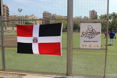 "Jornada del torneo de Softból dominicano en Valencia • <a style=""font-size:0.8em;"" href=""http://www.flickr.com/photos/137394602@N06/22794074203/"" target=""_blank"">View on Flickr</a>"