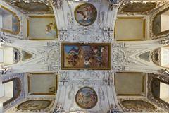 Il soffitto della Sala di Diana