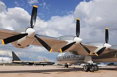 B-36 Peacemaker 52-2827 Davis Monthan (Bob Grandolfo) Tags: aircraft aviation military air pima peacemaker bomber strategic command b36 davismonthan