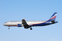 VP-BUP A321 Aeroflot (corrydave) Tags: heathrow aeroflot a321 3334 vpbup