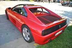Ferrari Cabriolet (TAPS91) Tags: ferrari solo cuore cabriolet 2 raduno carburatore