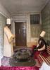 Eunuchs (Hans van der Boom) Tags: vacation holiday black museum turkey europe istanbul palace topkapi tr balkan saray 2015 eunuchs