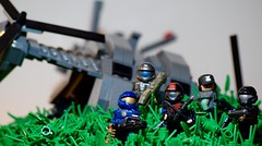 Story of a Ghost: Meeting The Team (LegoGuy440) Tags: lego halo unsc