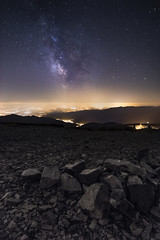 Milky way - Plaine d'Alsace [Explore 27-10-16] (simon.web92) Tags: light pollution over ballon dalsace france sigma art 20mm f14