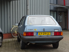 1985 Volvo 340 DL (peterolthof) Tags: peterolthof sidecode4 ly29ll assen volvo 340