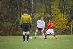IMG_3787eFB (Kiwibrit - *Michelle*) Tags: soccer varsity boys high school game team monmouth mustangs nya north yarmouth academy maine 102916
