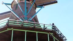 (Lin ChRis) Tags: zaanseschans trip travel 旅 holland neth netherlands zaanse schans 風車 windmill 荷蘭 贊瑟斯漢斯