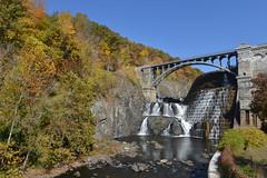 New Croton Dam (Eddie C3) Tags: westchestercounty water autumncolor autumn dam newcrotondam crotononhudsonnewyork