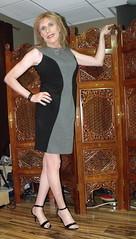 March 2016 (21) (Rachel Carmina) Tags: cd tv ts tg trap tgirl tgurl trans transvestite crossdresser sexy legs heels