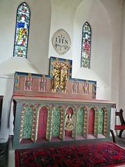 Great Casterton, Rutland (jmc4 - Church Explorer) Tags: great reredos chancel casterton greatcasterton church rutland