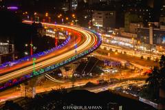 City of Life (hasiburrahman1) Tags: dhaka longexposer cityscape light bangladesh