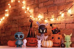 Shyscout Photo - Halloween with Johanna Parker Jack (Johanna Parker Design) Tags: halloween johannaparker jackolantern collection giveaway raffle pumpkin