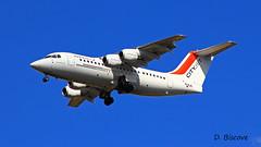 Bae 146 ~ EI-RJO City Jet (Aero.passion DBC-1) Tags: dbc1 aeropassion david biscove aviation avion aircraft plane spotting cdg roissy airport bae 146 eirjo city jet