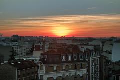 *** Vos photos *** (FontenaySousBois) Tags: fontenaysousbois fontenay 94120 soleil couchersoleil couleur banlieue iledefrance regionparisienne sun immeuble immeubles batiments btiments 94 valdemarne