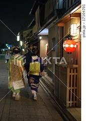 17104701 (finalistJPN) Tags: geishagirls geikoladies gion highclassrestaurant japanstylerestaurant japanesedinner highclasstown kyoto worldheritage discoverjapan visitjapan japanguide traveljapan nationalgeographic discoverychannel stockphotos availablenow