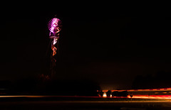 eolienne de bolle (brunoduboeuf) Tags: eoolienne bolle long exposure nuit d nikon d90