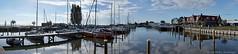 Port of Amsterdam pano (ute.mueller) Tags: markermeer portofamsterdam europarc uitdam waterland amsterdam oktober 2016 ute müller