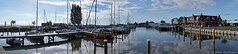Port of Amsterdam pano (ute.mueller) Tags: markermeer portofamsterdam europarc uitdam waterland amsterdam oktober 2016 ute mller