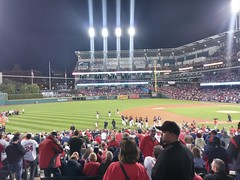 20161014_195637_Richtone(HDR) (reddawg5357) Tags: progressivefield clevelandindians cleveland clevelandohio chiefwahoo alcs indians tribetown tribetime mlb baseball bluejays