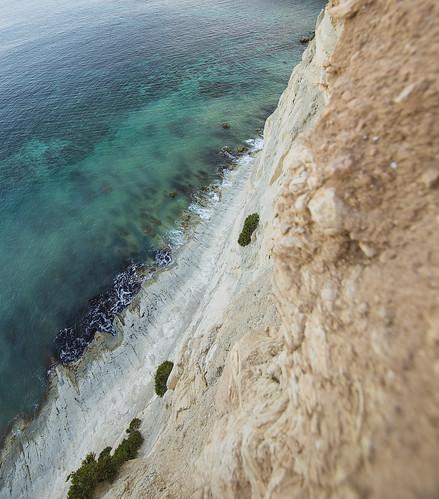 Cliffs in South