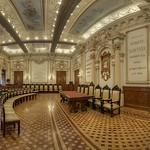 Palacio Municipal Salón de Cabildo