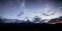 Annapurna Range II (vs_foto) Tags: annapurna annapurnaregion asia berge himalaya landscape landschaft mountains nepal