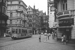 DE_Freiburg_120_Rt1_Martinstor.tif (David Pirmann) Tags: tram transit streetcar trolley freiburg germany