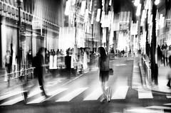 Tokyo (Brendan Ó Sé) Tags: brendanósé brendanósétokyo tokyo shibuya blur blurwillsavetheworld beauty nikond7000 cityscene thingstodointokyo thingstodointokyoatnight art