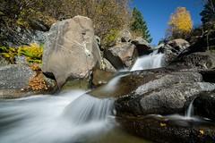 Vall d'Angoustrina (Mad max ll) Tags: otoño tardor cerdanya riu santmartidenvalls vallangoustrina
