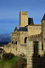 carcassonne (mathieu_veron) Tags: carcassonne chateau citée aude nikon nikond3200 40mm