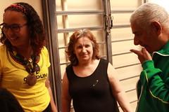 Voluntária Paula e moradores (fb.com/projetogirassolpoa) Tags: projetogirassol lardaamizade idosos cegos caridade gratidão voluntariado pedidosdenatal trabalhovoluntário