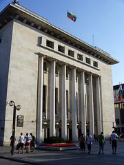 Burgas, Bulgaria - City Hall (johnnysenough) Tags: burgas  cityhall  brutalistarchitecture bulgaria blgarija bulgarie bulgarien centraleurope snv37896