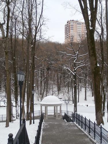 Тула. Платоновский парк. ©  viktor_vkin