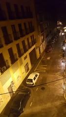 CxvL4uaXcAAL6s1 (lavinutza_rose) Tags: coches tiempo lluvia farolas noche