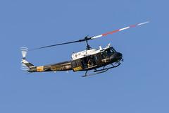 Duke 6 UH-1H (Trent Bell) Tags: huntingtonbeach california socal 2016 airshow huntingtonbeachairshow aircraft helicopter duke6 uh1h n186sd orangecountysheriffsdepartment