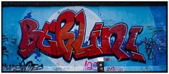 Berliner Mauer - Berlin Wall - East Side Gallery I (Thomas.J.P) Tags: berlin ddr mauer osten sony nex3n wall berlinermauer berlinwall eastsidegallery