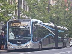 Mercedes CapaCity de Rober Granada (Bus Box) Tags: autobus bus articulado mercedes rober granada lac capacity