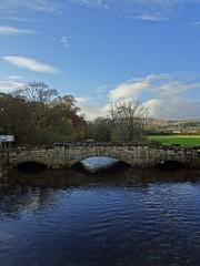 High Calder (Bricheno) Tags: bricheno scotland escocia schottland cosse scozia esccia szkocja scoia    lochwinnoch river calder rivercalder bridge