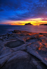 Benisa (jotagphotography) Tags: benisa alicante atardecer sunset playa cala beach
