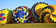 Hale, MI balloon fest 2011 (hz536n/George Thomas) Tags: balloonfest cs5 canon canon5d ef24105mmf4lisusm hale hotairballoon labcolor michigan september fall lab sky upnorth smrgsbord